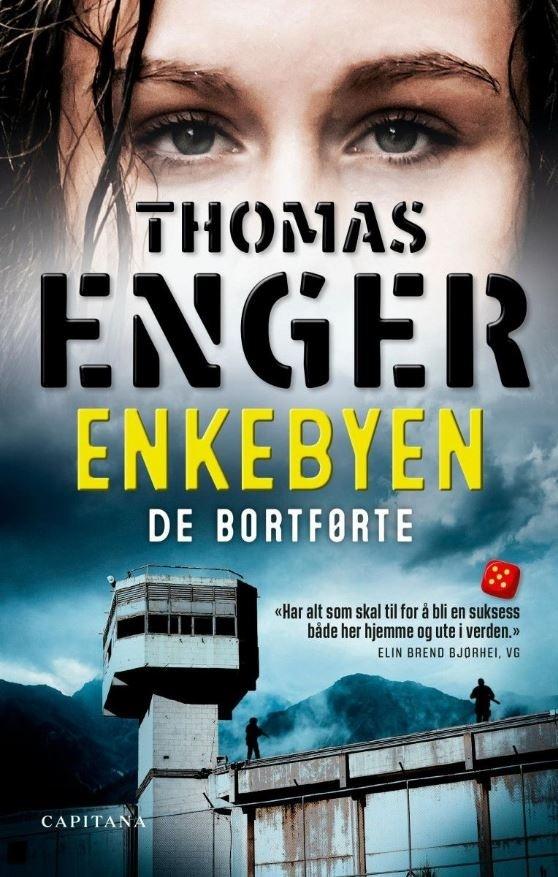 Omlag av Enkebyen av Thomas Enger