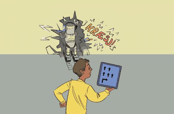 tenke_som_en_robot