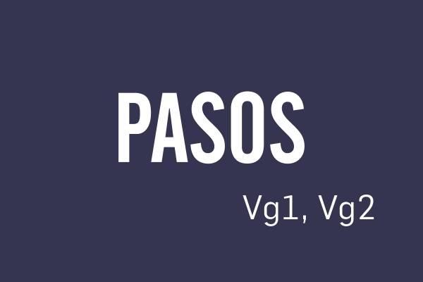 Logobilde Pasos Vg1, Vg2
