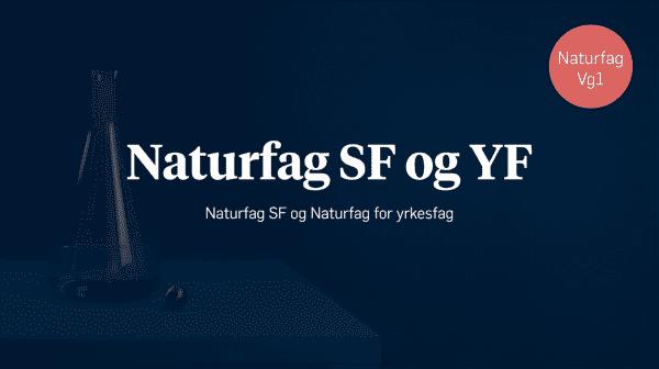 Lynkursillustrasjon til Naturfag SF og YF.