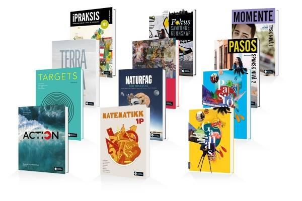 Utgivelsesportefølje videregående 2020