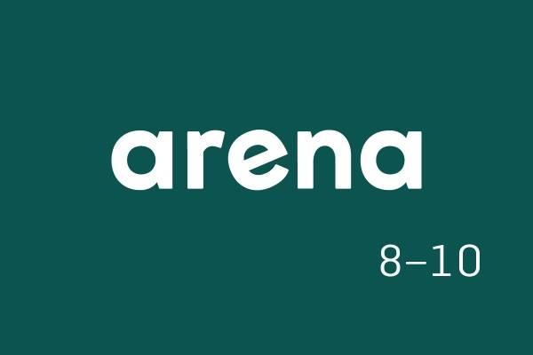 Logobilde, Arena 8-10.