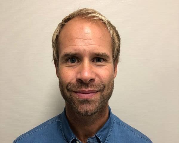 Anders Størk Søvik portrettbilde