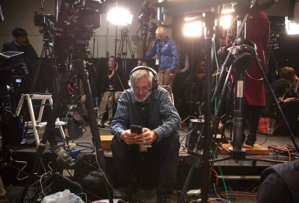 Hvilke kandidater skal dekkes og hvor mye? Et amerikansk presidentvalg er et mediesirkus av en annen verden, og media har en enorm påvirkningskraft. [Foto: NTB scanpix]