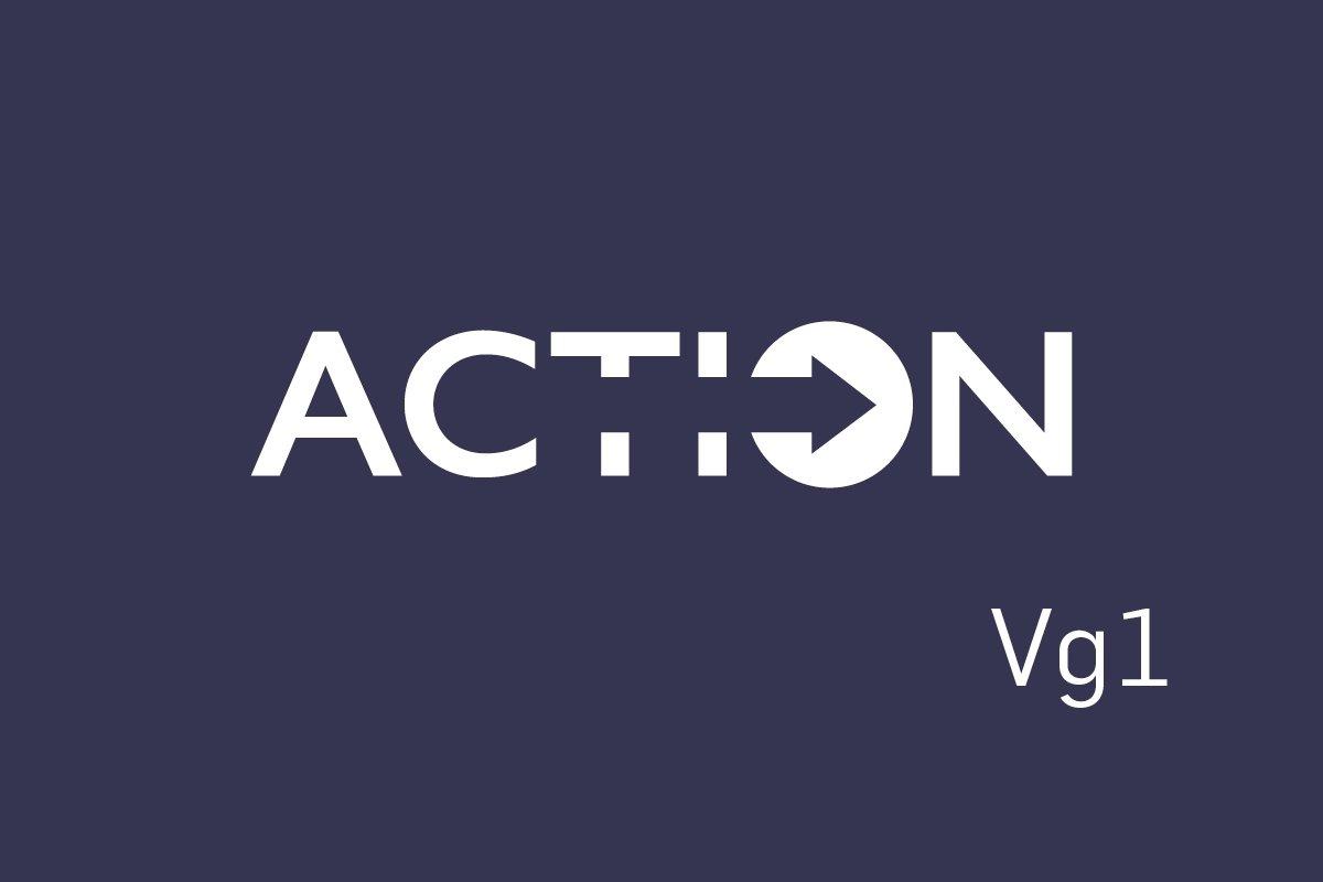 Logobilde Action Vg1